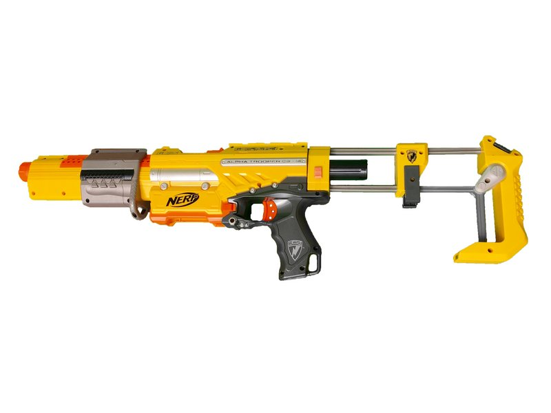Nerf Alpha Trooper CS-18