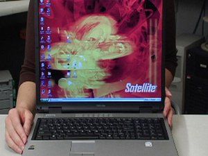 Toshiba Satellite P105-S6024 Repair