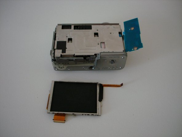 If needed, replace the LCD screen.