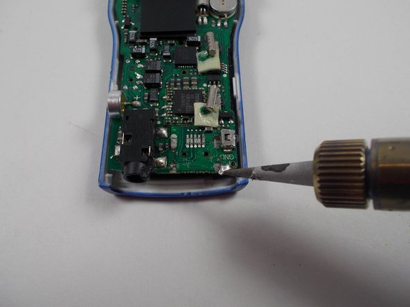 There may be some solder in the way of the USB jack's metal contacts. If this occurs simply melt the solder to create room for the contacts.