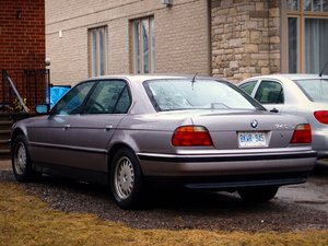 1995-2001 BMW 7 Series Repair