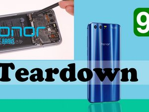 Huawei Honor 9 Teardown