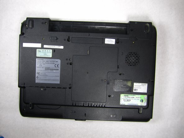 Toshiba Satellite A105 S4011 Hard Disk Drive Replacement Ifixit