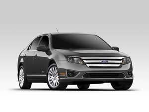 2012 Ford Fusion