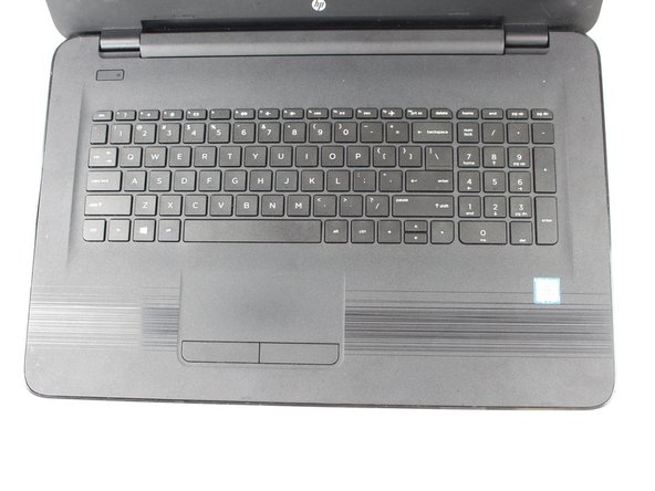 HP 17-x116dx Space bar key Replacement