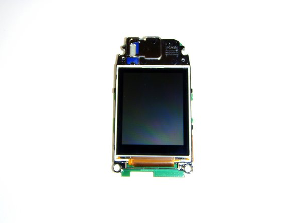 Toshiba A1304T Main LCD Screen Replacement