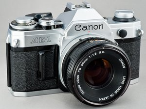 SOLVED: The manual winder will not advance the film  - Canon