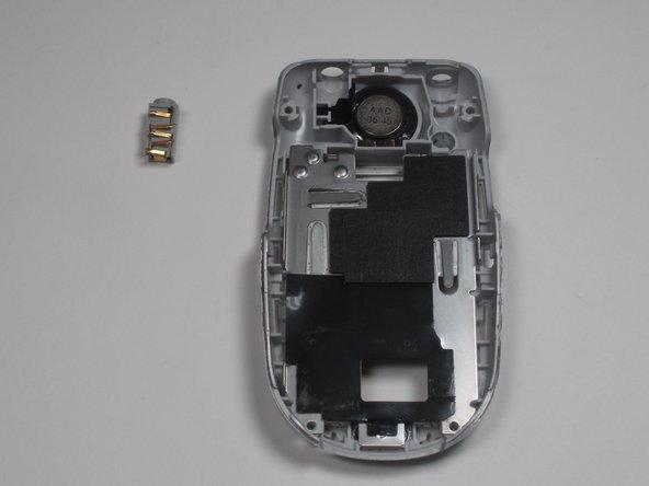 Remplacement de la prise casque du Motorola V557
