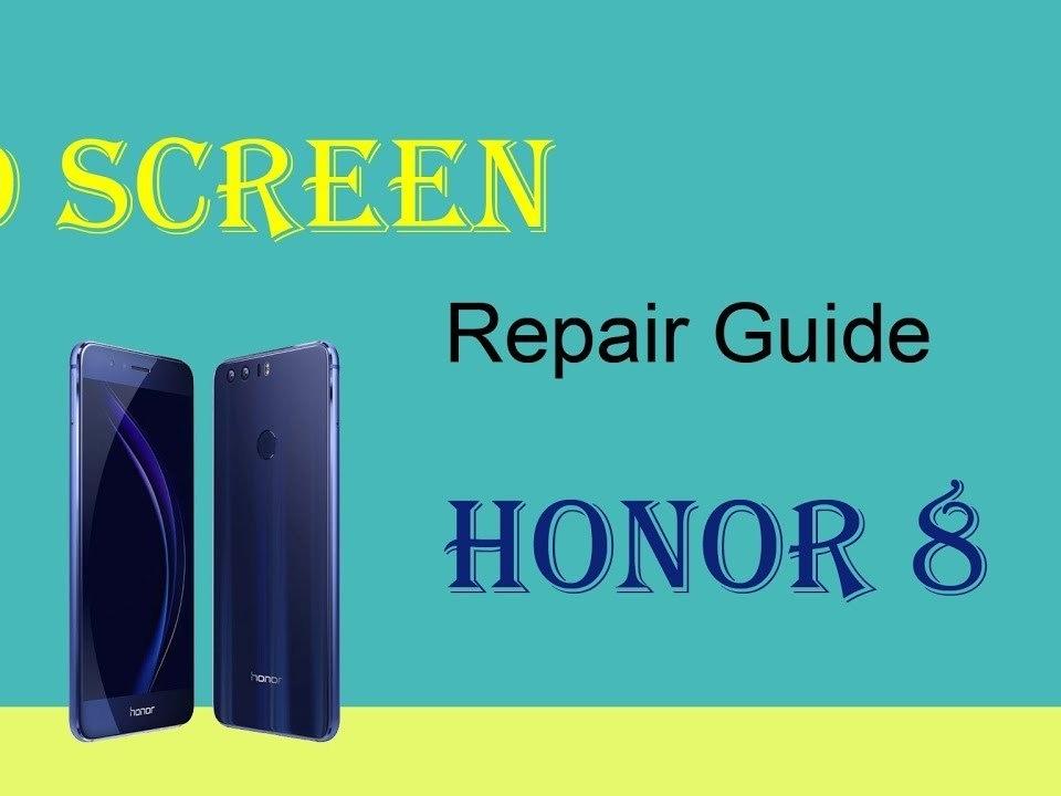 Huawei Honor 8 - iFixit