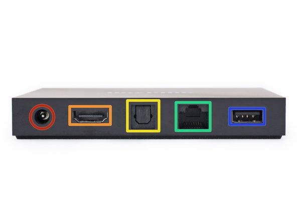 Image 2/2: Type A HDMI 1.4b output, w/HDCP