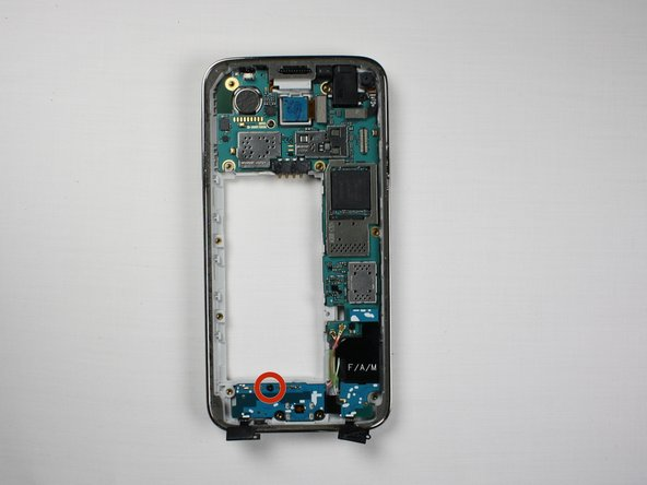 Samsung Galaxy S5 Mini Motherboard Assembly Replacement