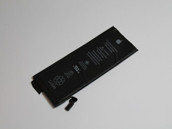 The battery is rated at 3.82V, 6.91Whr.
