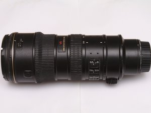Nikon AF-S VR Zoom-Nikkor ED 70-200mm F2.8G IF Repair