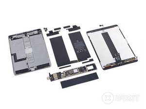 "Teardown: 10.5"" iPad Pro Brings Standardization"