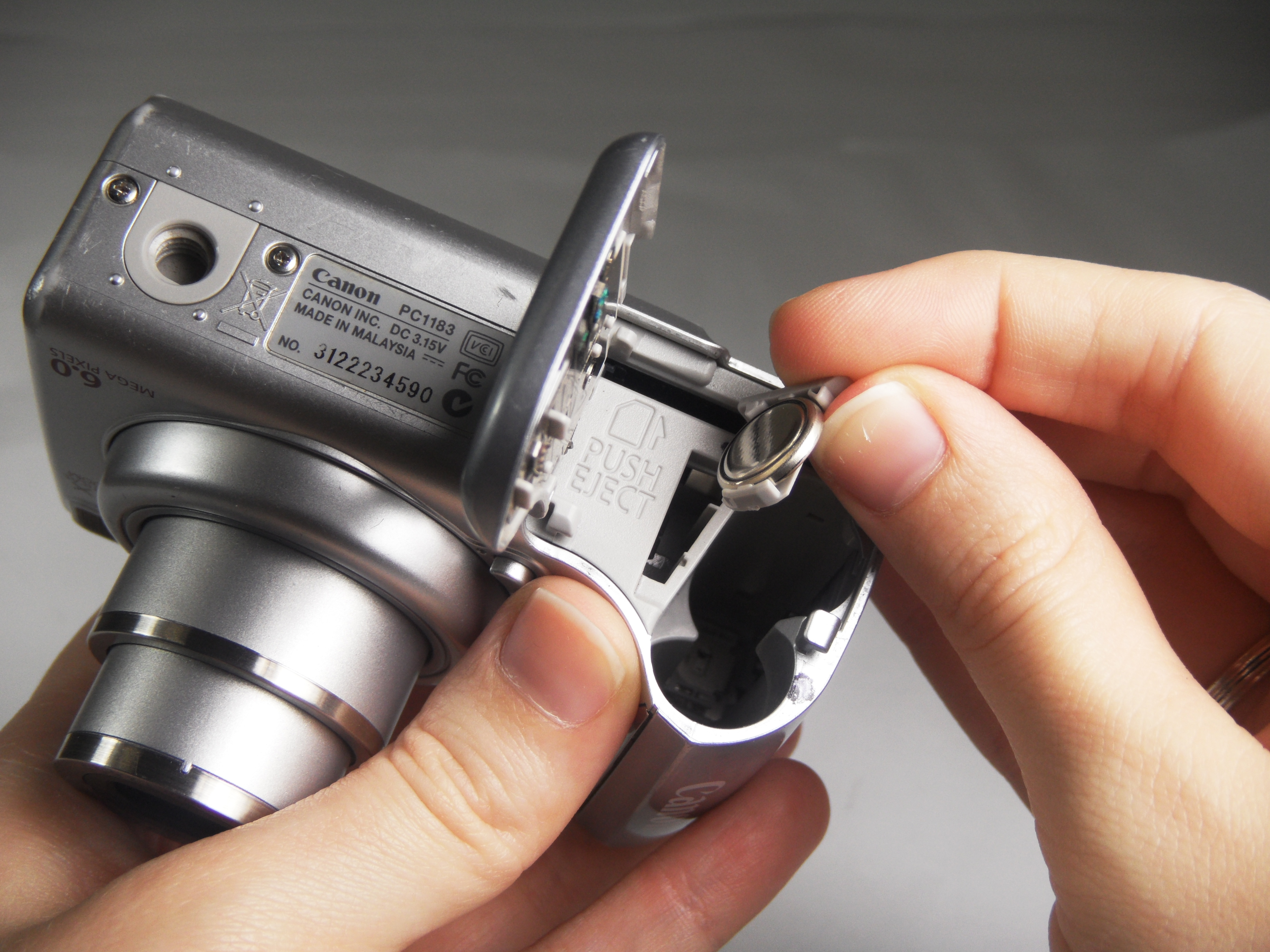 canon powershot a540 repair ifixit rh ifixit com Canon G9 Canon A530 Night Shot
