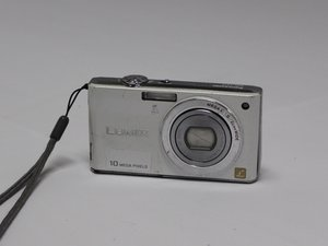 Panasonic Lumix DMC-FX37 Troubleshooting
