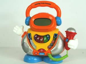 VTech Learning Tunes Karaoke Repair