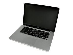 "Réparation MacBook Pro 15"" Unibody 2,53 GHz mi-2009"