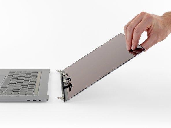 2019 年带 Touch Bar 的15寸 MacBook Pro 屏幕更换