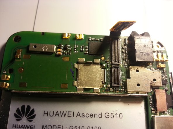 huawei ascend g510 disassembly ifixit repair guide rh it ifixit com manual de usuario celular huawei g510 manual de uso del huawei g510
