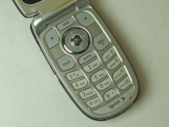 Motorola C290 Keypad Replacement