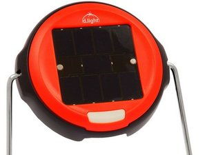 d.light Solar Lantern S2 Repair