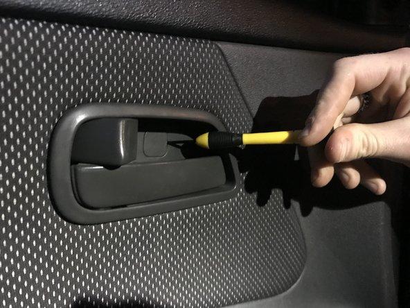 Kia Rio Inner Car Door Handle Replacement