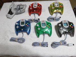 Sega Dreamcast Controller Restoration/Retro Console Restoration