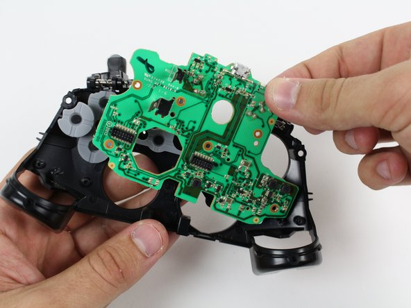 Xbox One Wireless Controller Bottom Motherboard Replacement