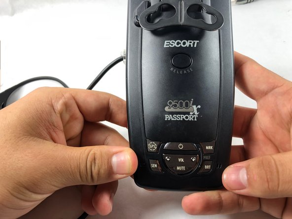 Escort Passport 9500IX Button Replacement
