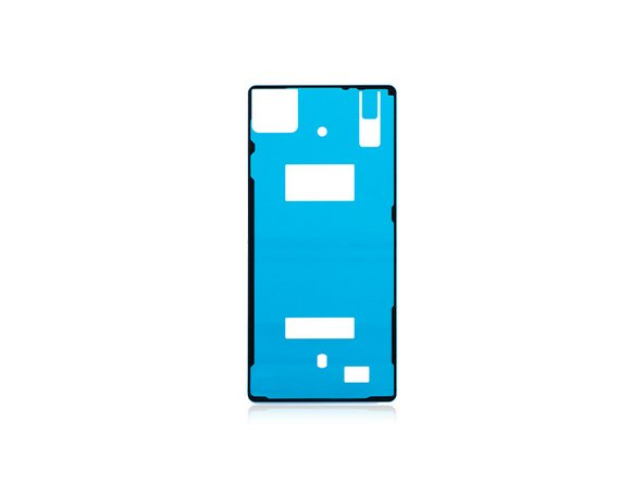 OEM Back Cover Sticker for Sony Xperia X Main Image