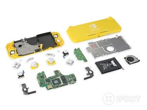 Nintendo Switch Lite Teardown