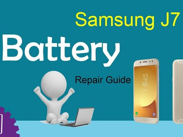 Samsung J7 Pro Battery Replacement
