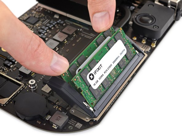 Mac mini Late 2018 Memory (RAM) Replacement - iFixit Repair Guide