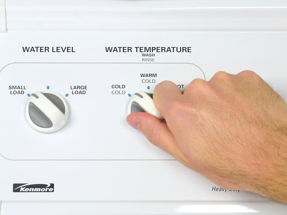Image 2/2: Some technical washes need to be heat-set, so you'll want to check the directions on the package to determine the best water temperature for your brand of tech wash.