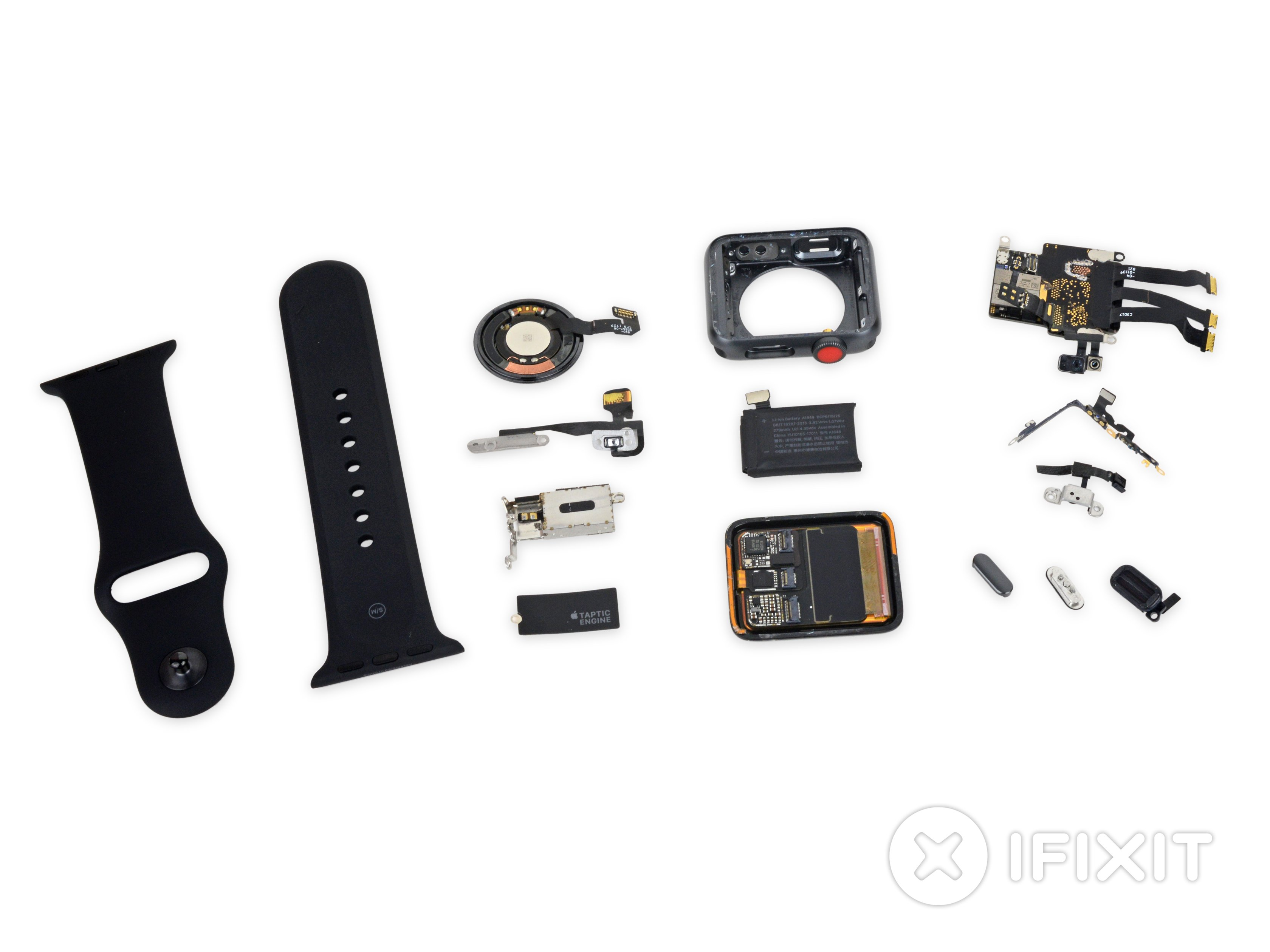 Apple Watch Series 3 Teardown Ifixit