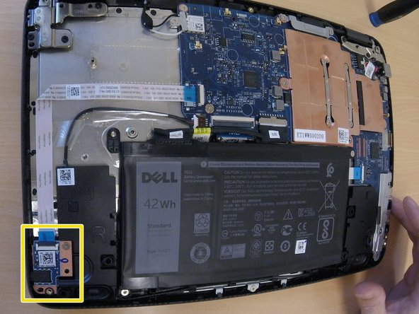 Dell Chromebook 3180 Audio Board Replacement