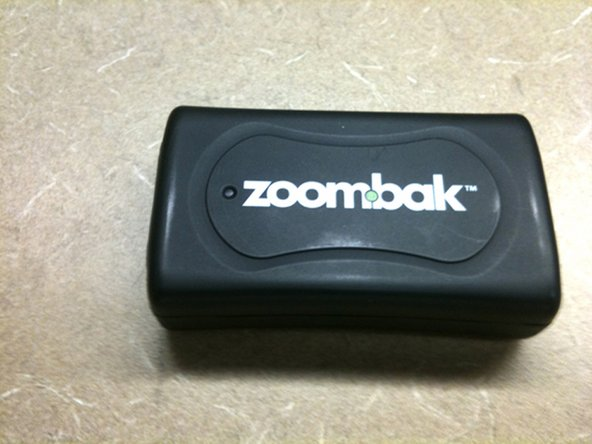 Zoombak Personal GPS Locator Battery Replacement