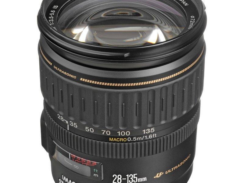 Camera Lens Repair - iFixit
