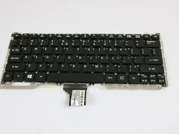 Acer Aspire One 725-0845 Keyboard Replacement