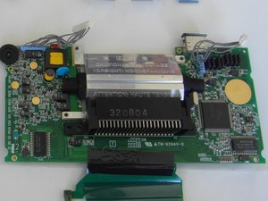 Sega Game Gear Logic Board Replacement