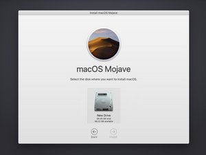 How to use Internet Recovery to install macOS to a new SSD