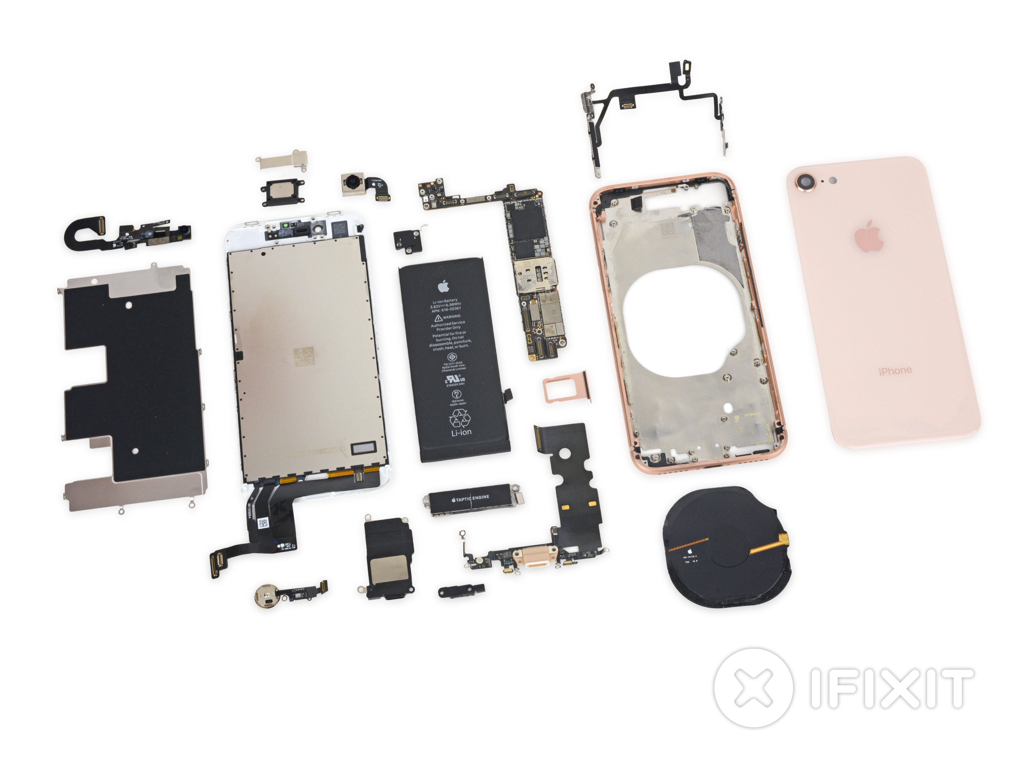 iPhone 8 Teardown - iFixit