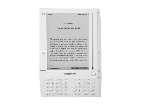 kindle 1st generation manual