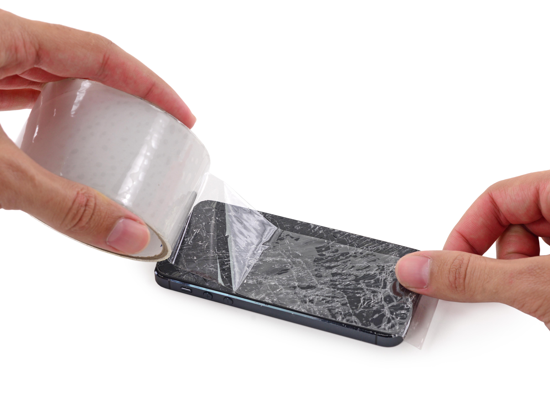 Thay màn hình IPHONE 5-TRẮNG