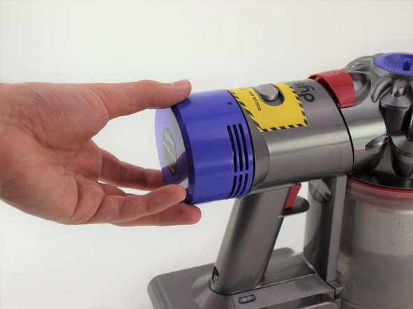 Dyson V8 Animal Intake Filter Replacement