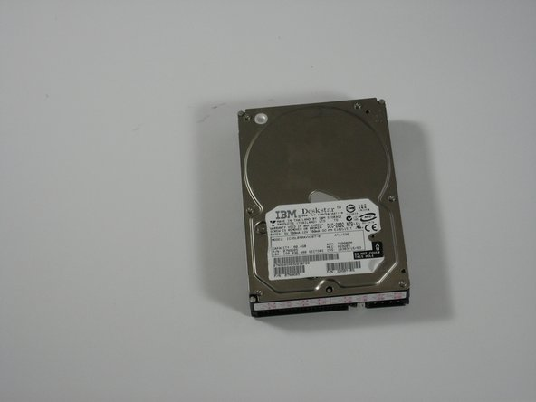 Power Mac G4 Cube Hard drive Replacement