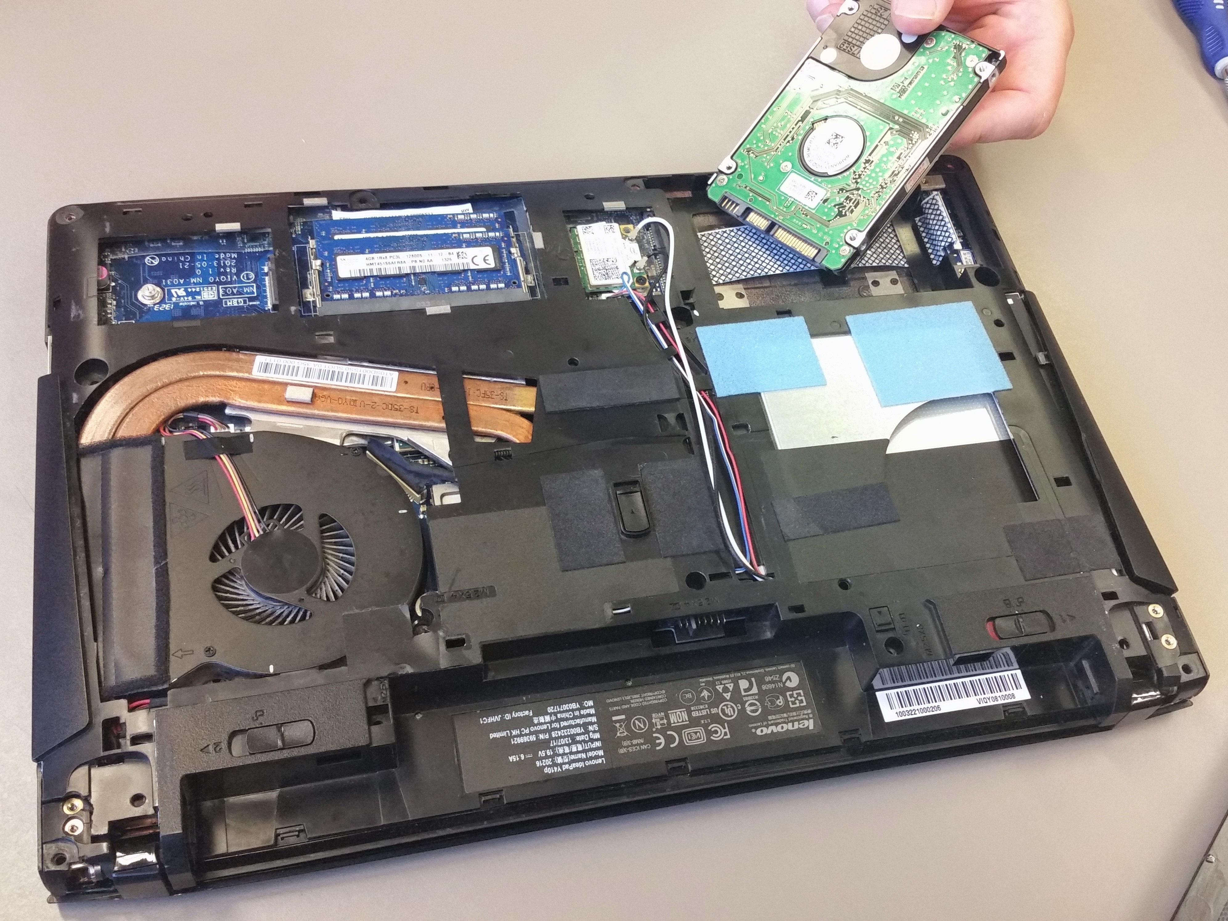 Replacing Internal Hard Drive on PS4 - PlayStation® Support