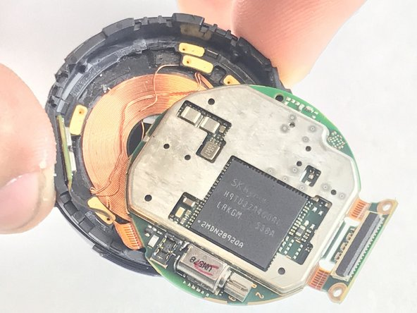 Motorola Moto 360 2nd Gen Motherboard Replacement
