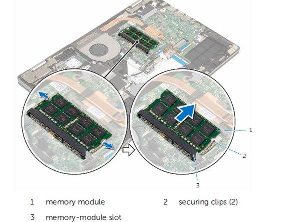 Extraer la memoria de Dell Inspiron 13-7353